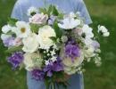 WIld flower bouquet copy website