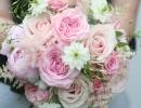 Blush bouquet East Lothian / Edinburgh