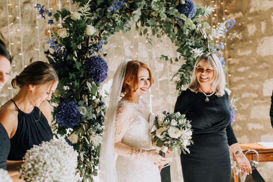 Arniston House Wedding Florist