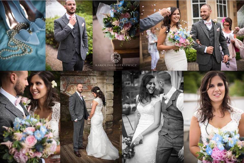Dalkeith wedding florist