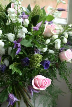 Sympathy flowers Musselburgh