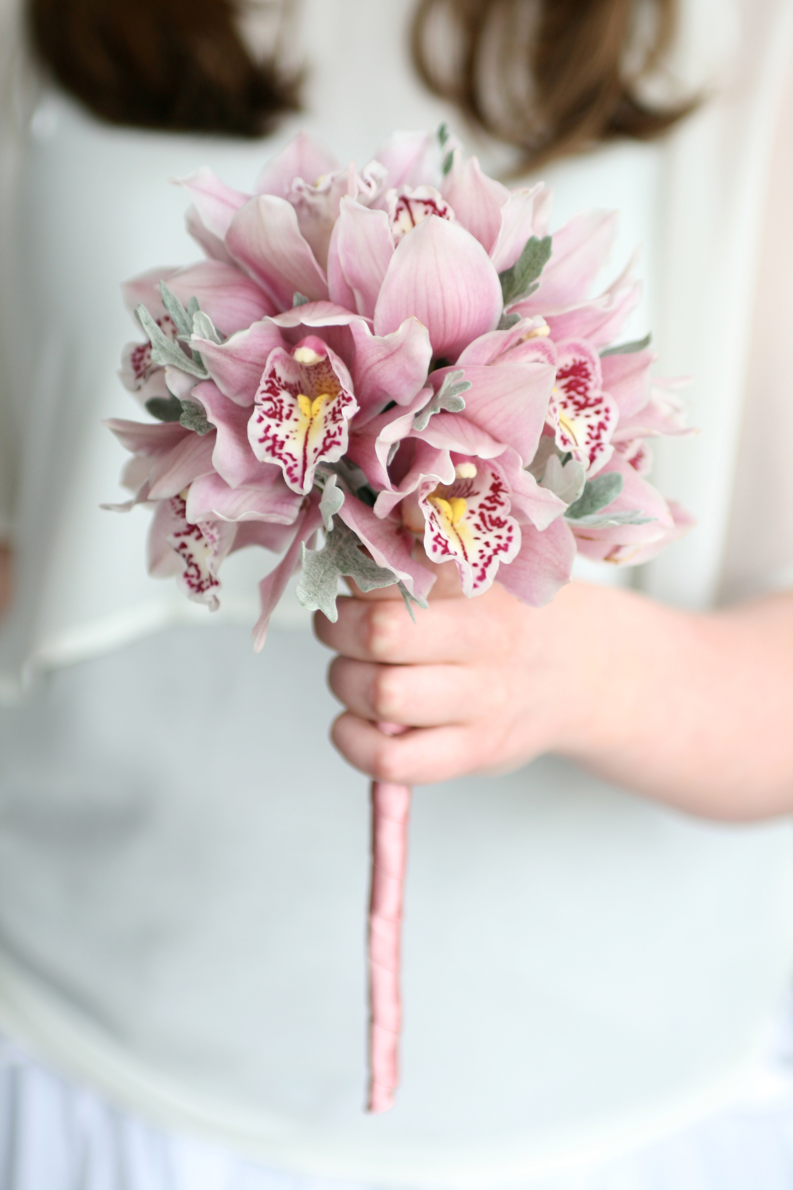 Flower Girl Wands/bouquets / Wedding florist Edinburgh
