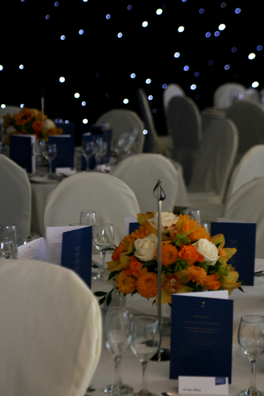 Heriot Watt table arrangement copy website