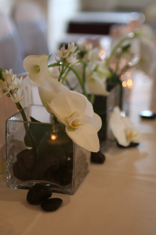 Edinburgh event flowers