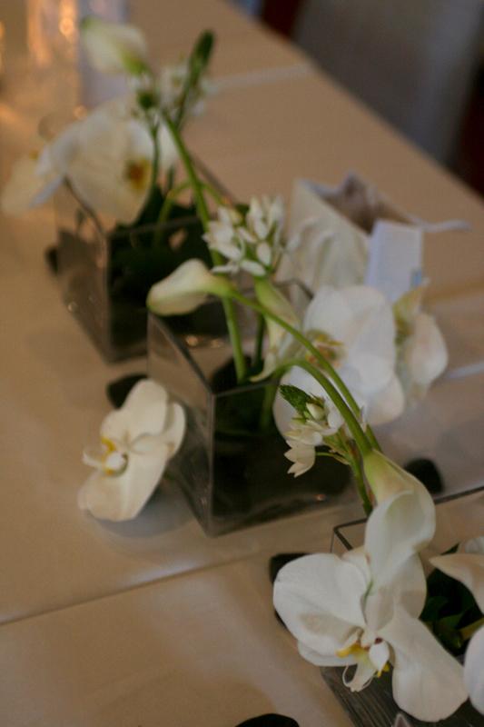 Event flowers Edinburgh