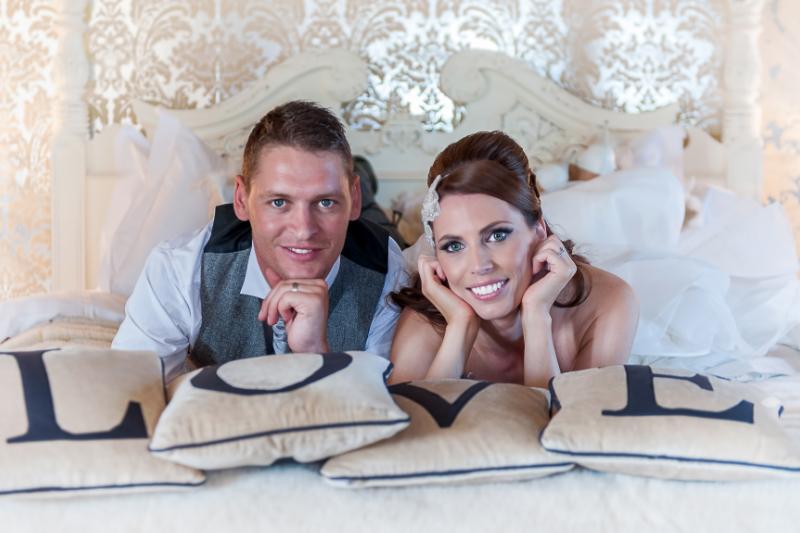 Sinead and William wedding