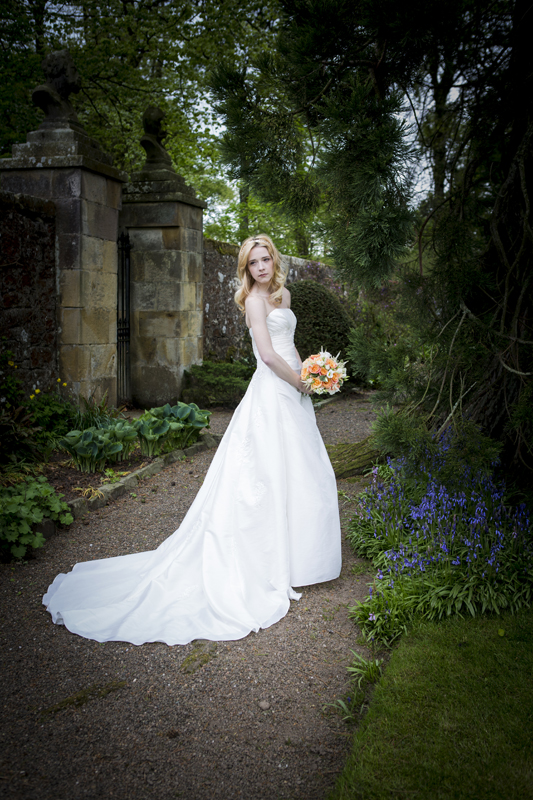 Newhall Estate Bridal shoot