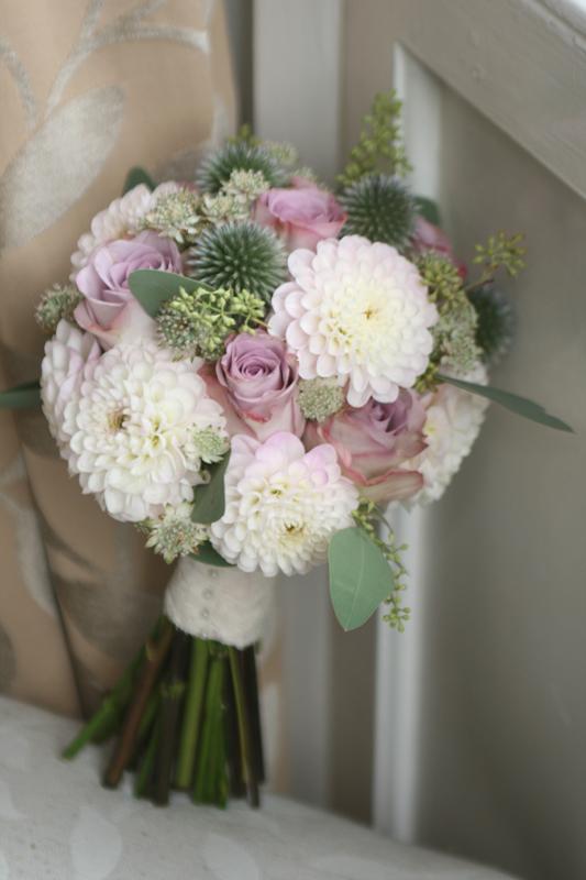 Bridesmaid bouquet Edinburgh