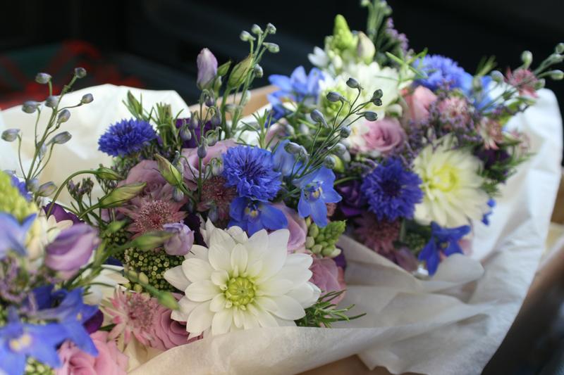Wedding flowers Edinburgh