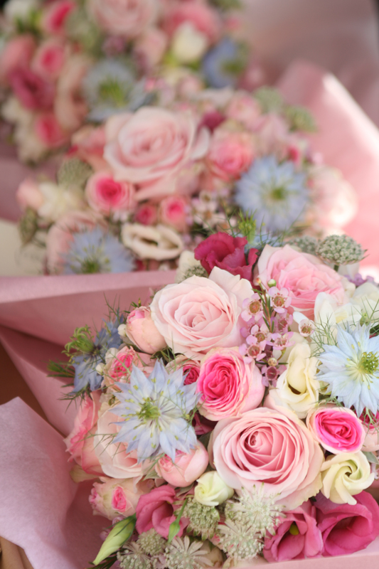 Wedding bouquet's Musselburgh