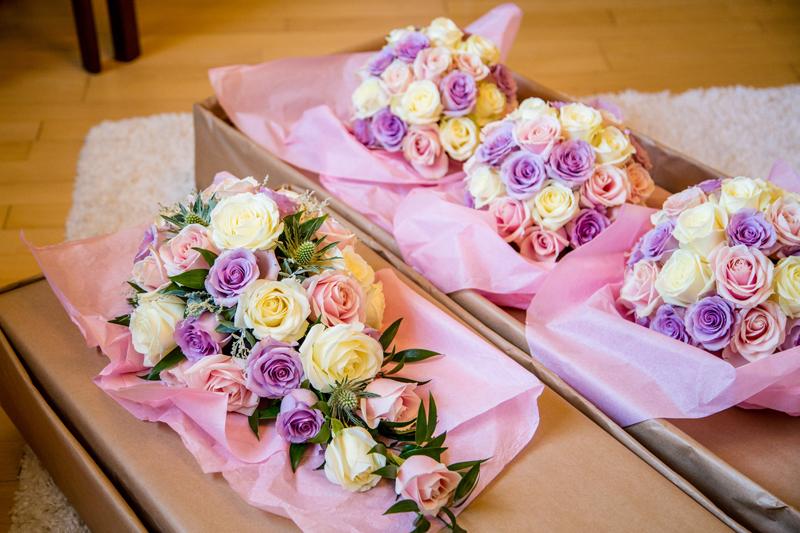 Wedding flowers East Lothian