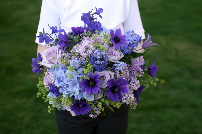 Wedding flowers East Lothian