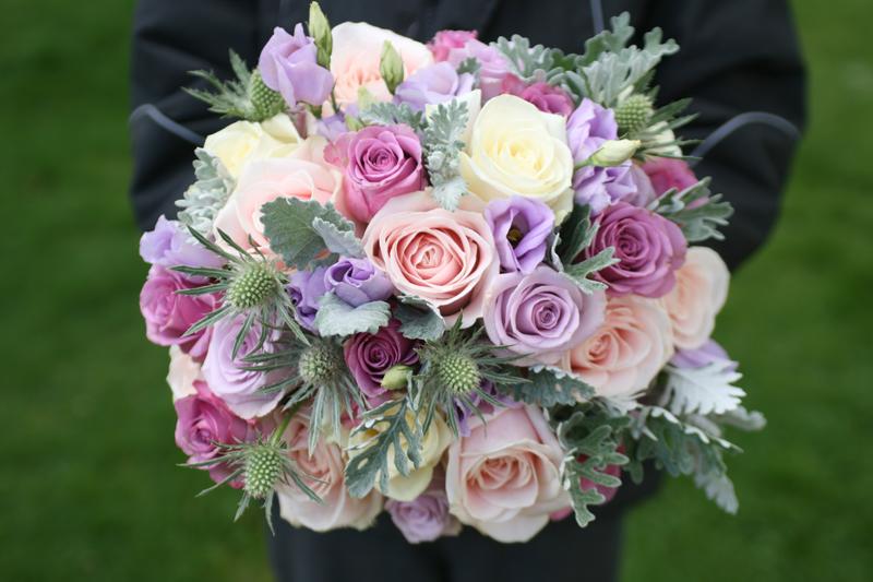 Wedding bouquet East Lothian