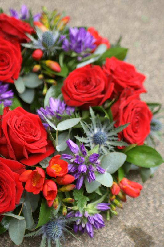 Musselburgh funeral flowers