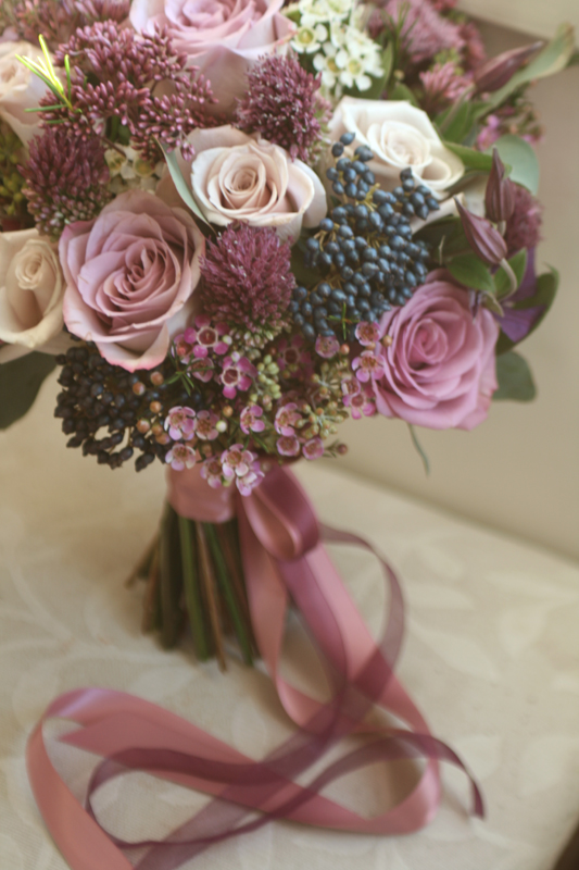 Wedding flowers Musselburgh