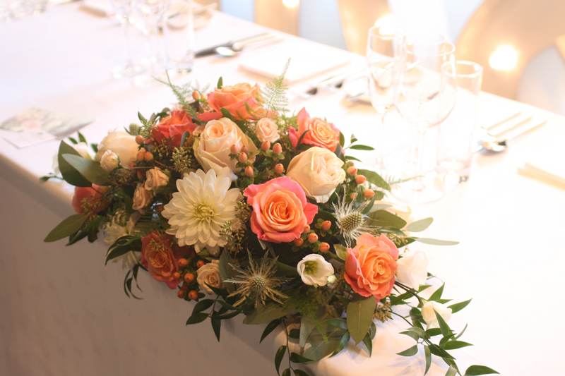 Eskmills Wedding Florist