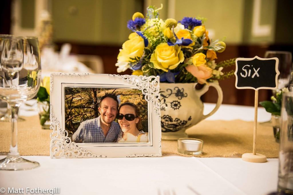 Edinburgh Wedding Florist at Thomas Mortonall in Leith