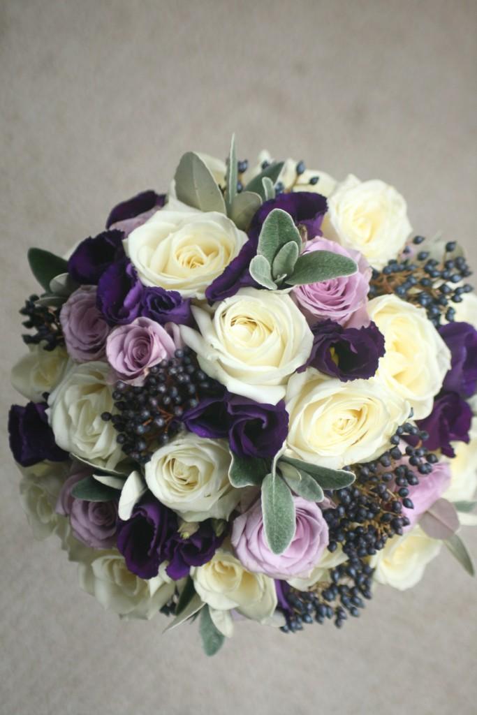 Wedding florist Midlothian
