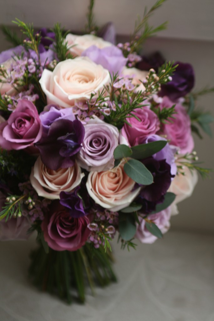 North Berwick wedding florist