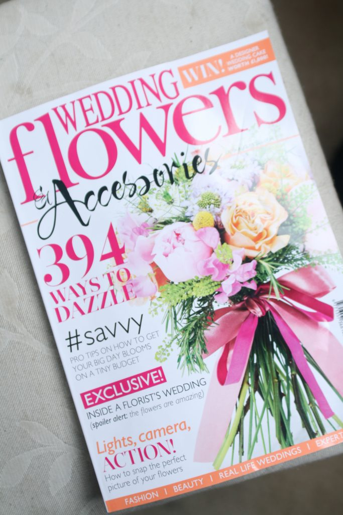 Wedding Flowers & Accessories Magazine