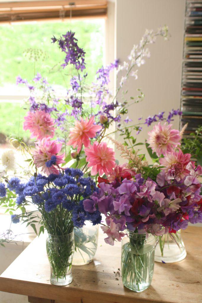 Flower grower East Lothian and Edinburgh