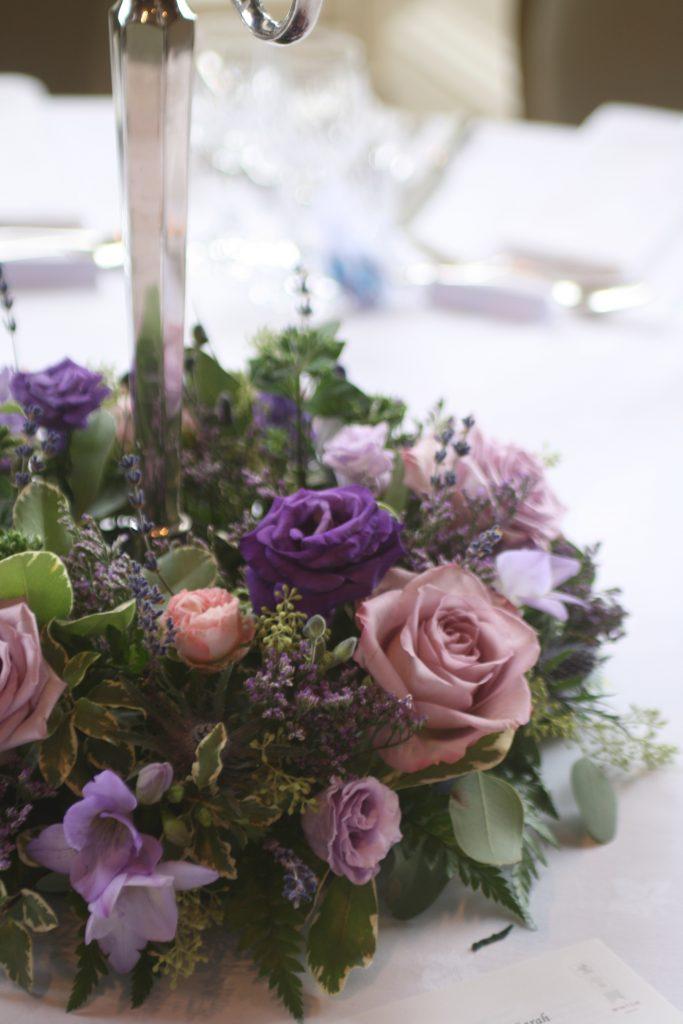 Winton House Wedding Candelabra