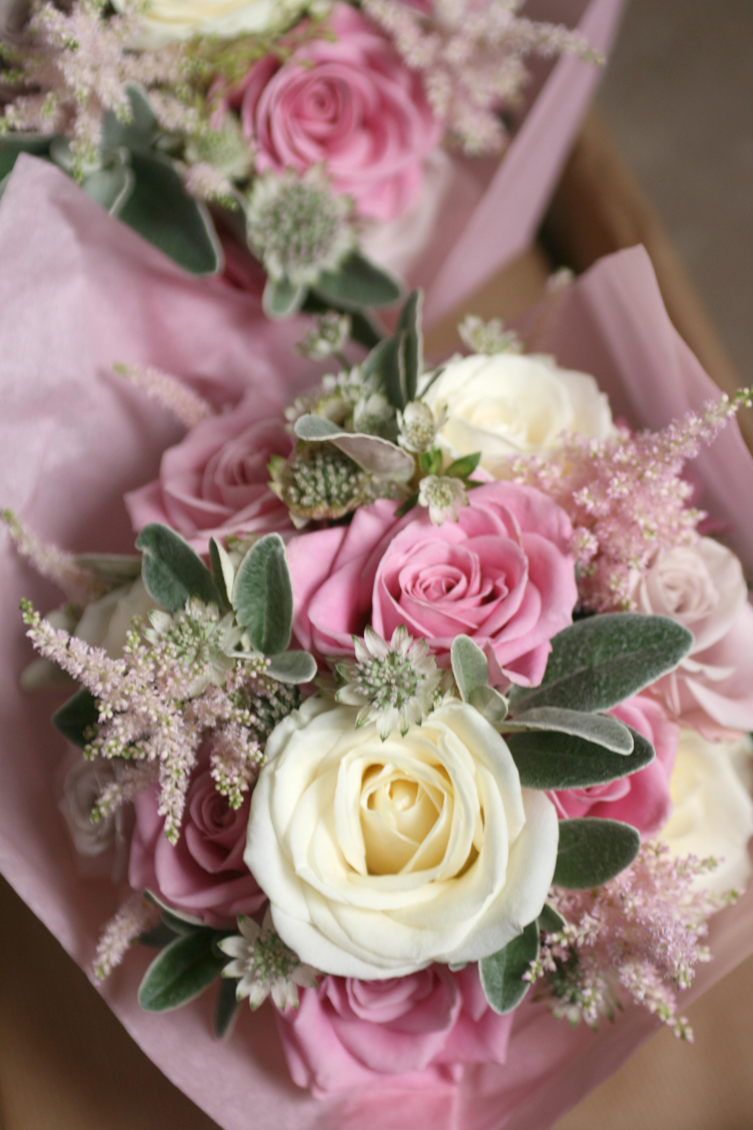 Dalhousie Castle Wedding flowers