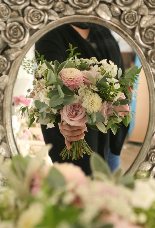 Wedding flowers Edinburgh and East Lothian