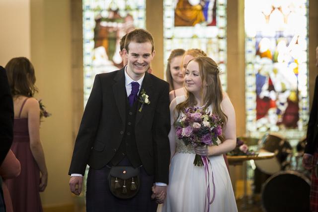 Wedding Florist North Berwick