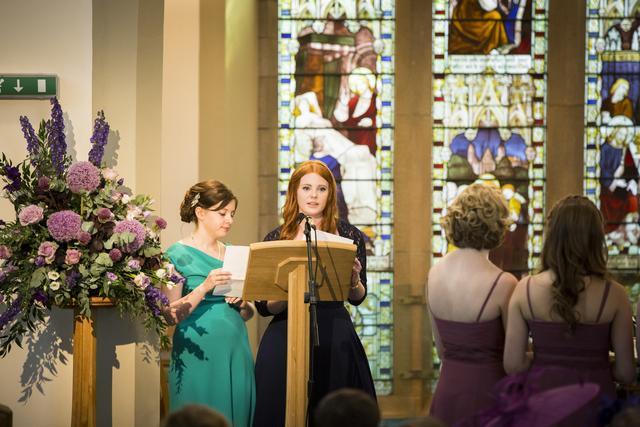 Wedding florist East Lothian