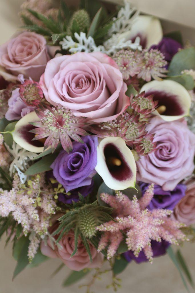 Wedding bouquet's Edinburgh