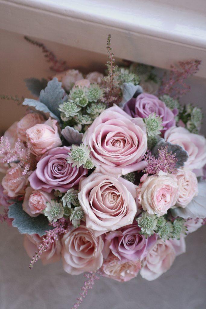 Wedding flowers Musselburgh, East Lothian