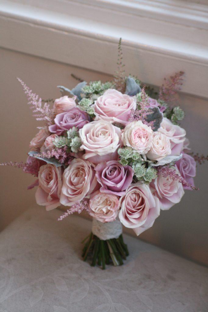 Wedding bouquet Edinburgh