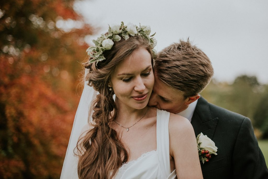 Wedding florist East Lothian