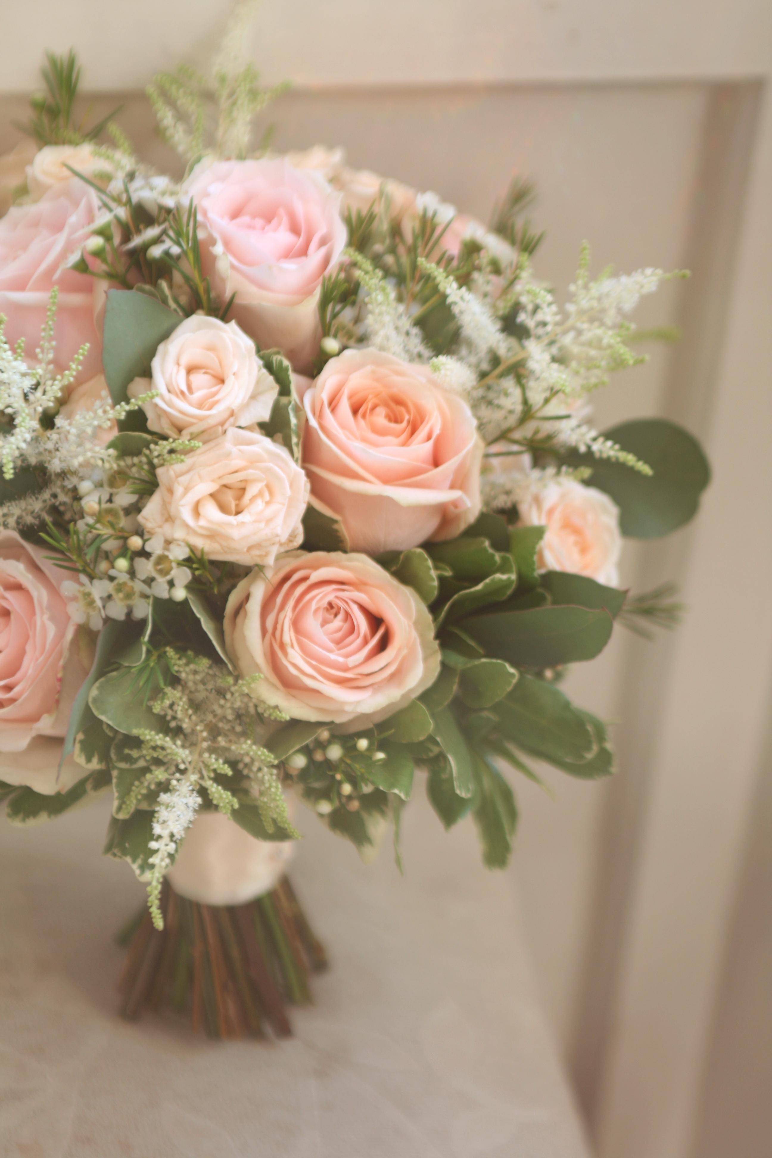 Dalhousie Castle Wedding Florist