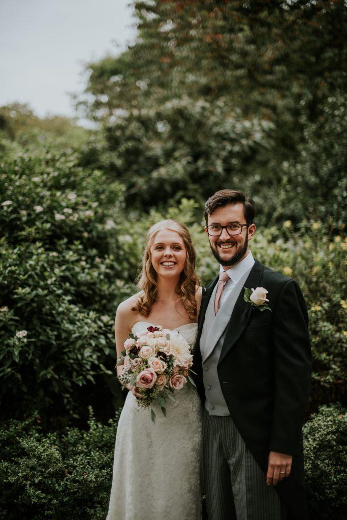 Claire Fleck Photography, Edinburgh wedding florist