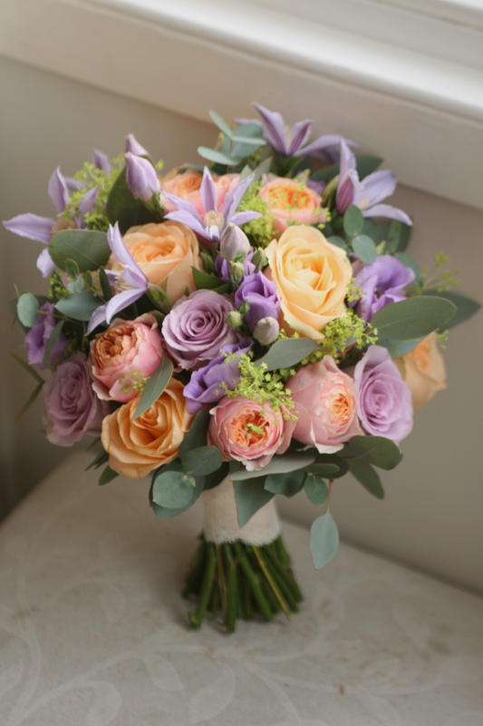 Wedding Florist Edinburgh