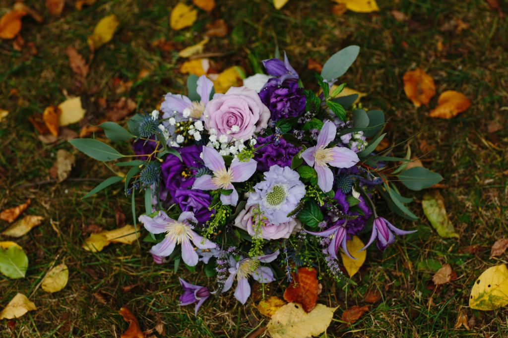 Midlothian wedding florist