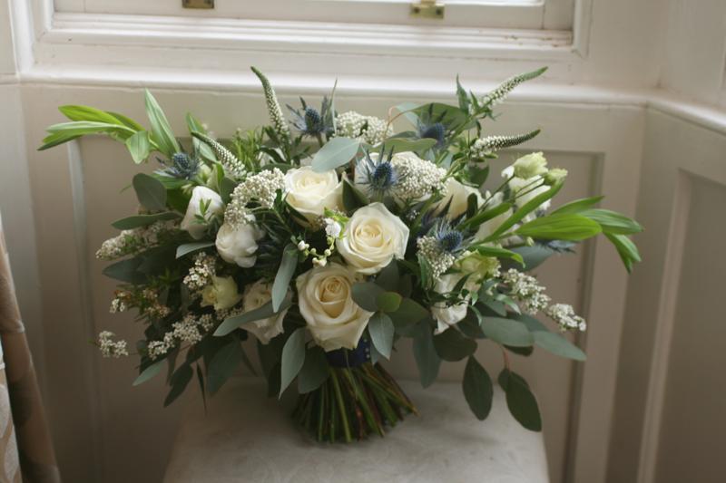 Mansion House Wedding Edinburgh Flowers