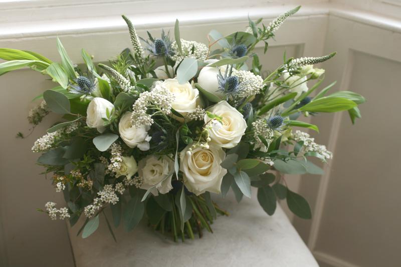 Edinburgh wedding bouquet