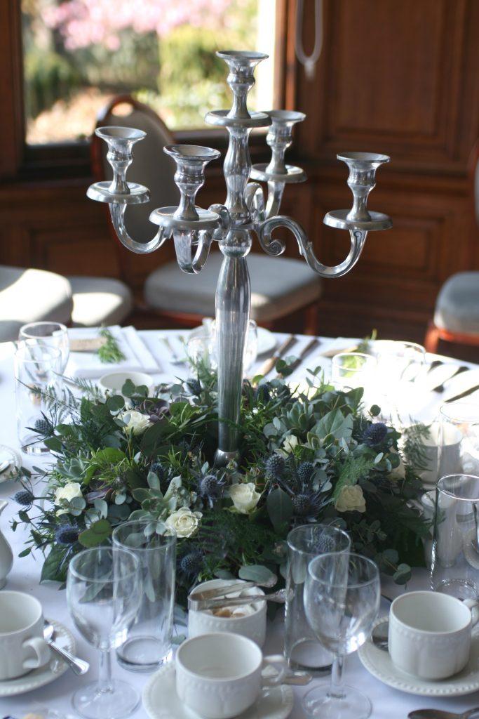 Mansion House Edinburgh Zoo Wedding Florist