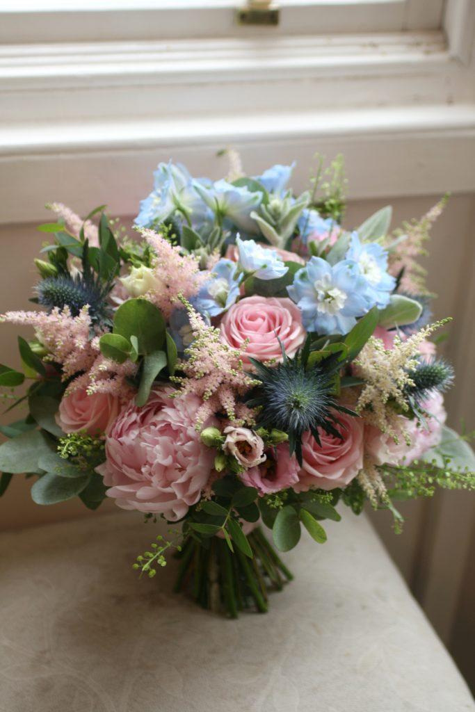 Wedding Bouquet Edinburgh and East Lothian