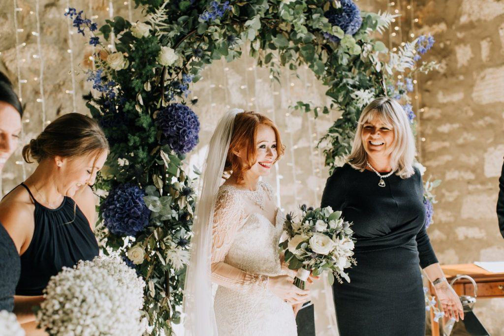 Jayne Lindsay Photography / Liberty Blooms Wedding Flowers